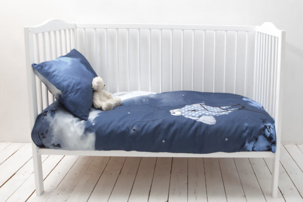 Väikelaste voodipesukomplekt Täiskuu 2;Kleinkinder Bettwäsche Set Vollmond 2
